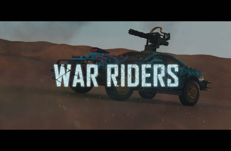 War Riders Review