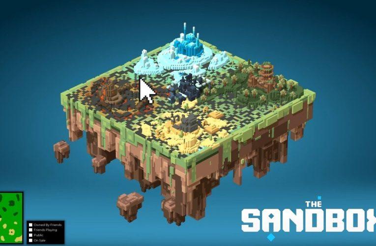 The Sandbox – Minecraft on the Blockchain